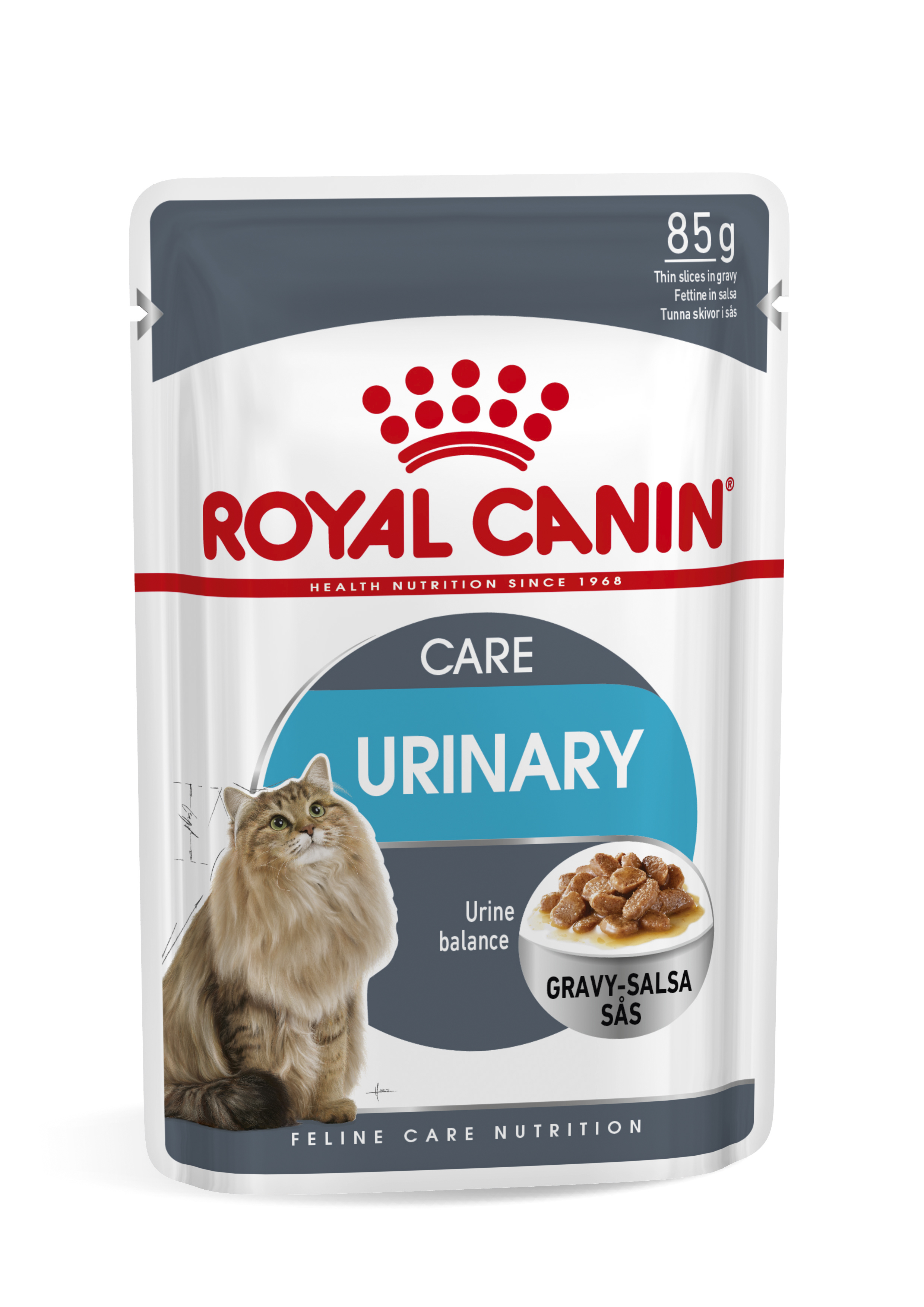 Royal Canin Pouch Urinary Care kattenvoer 4 x In Saus