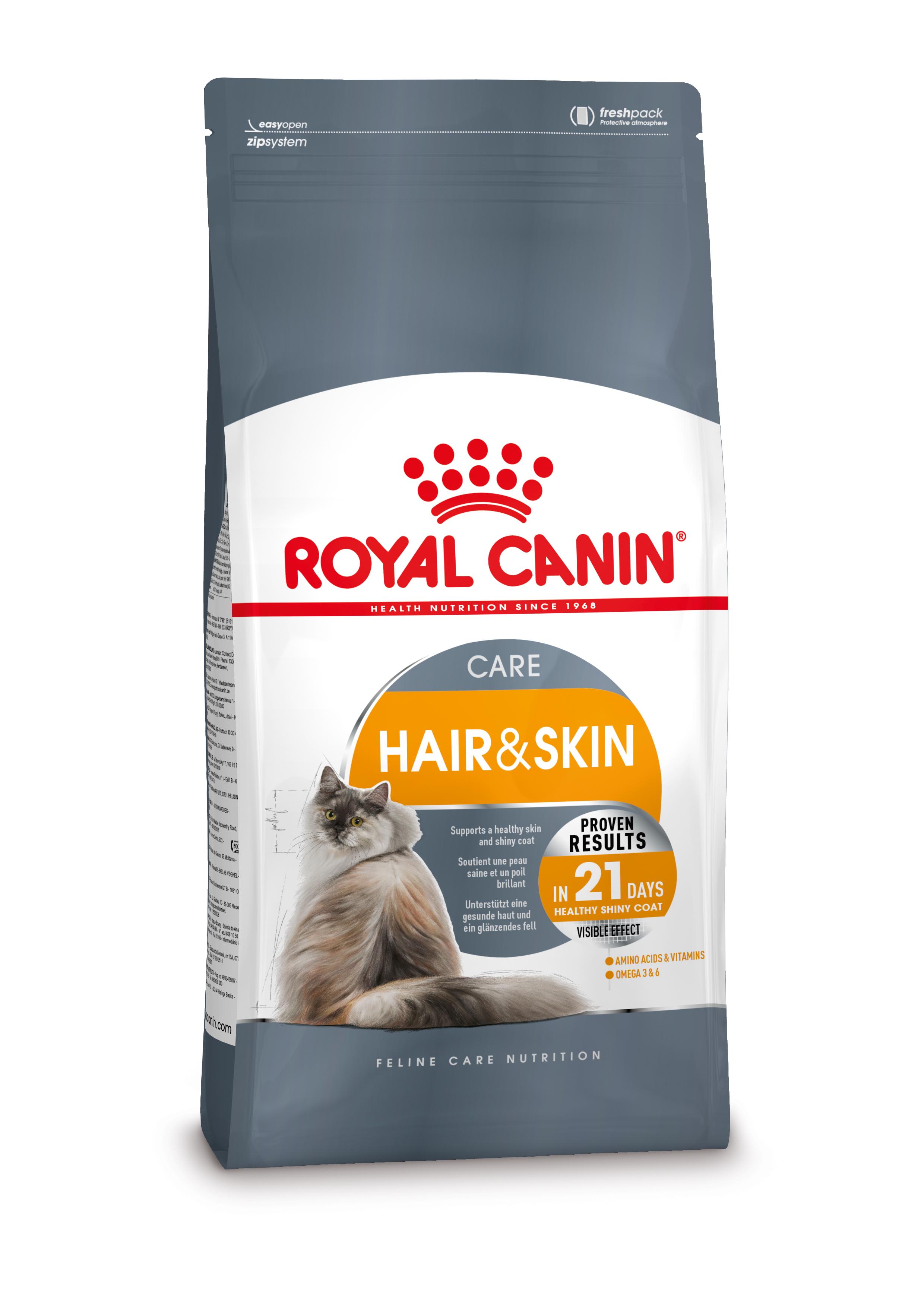 Royal Canin Hair & Skin Care kattenvoer 2 kg