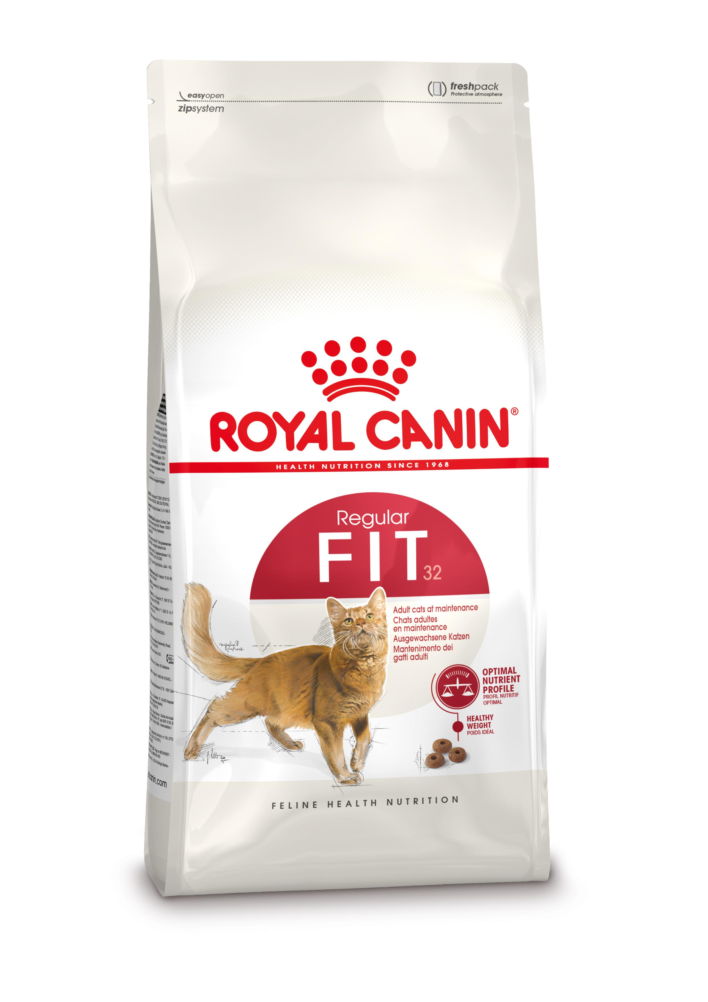 Royal Canin Fit 32 kattenvoer 10 + 2 kg