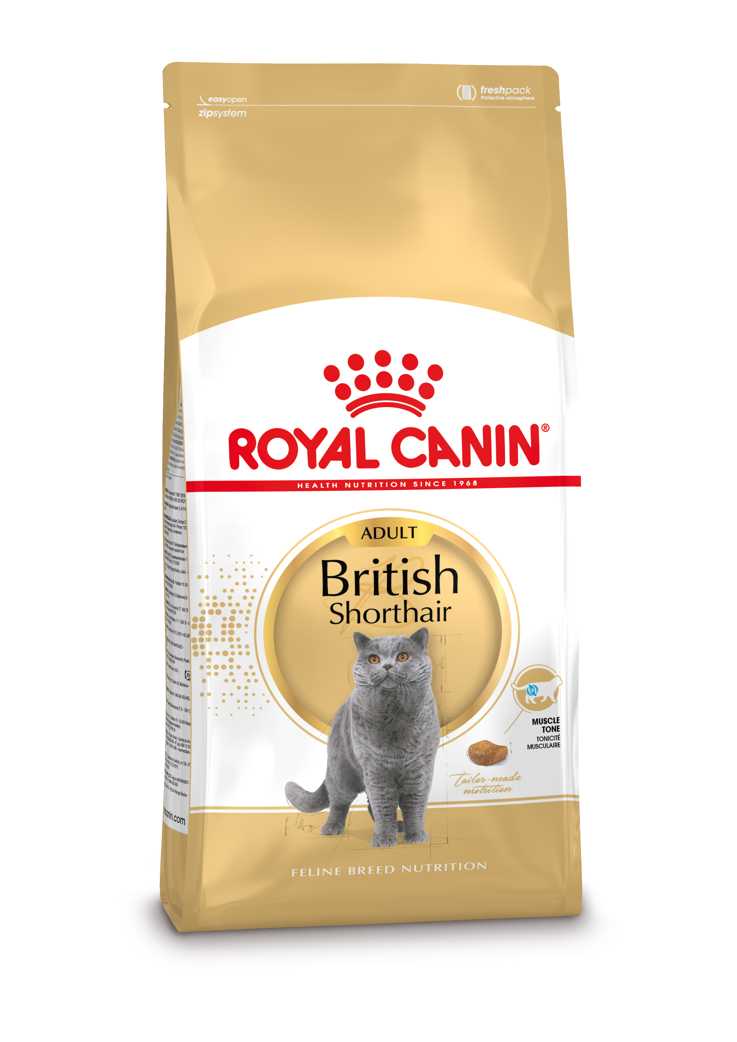 Royal Canin Adult British Shorthair kattenvoer 2 x 10 kg
