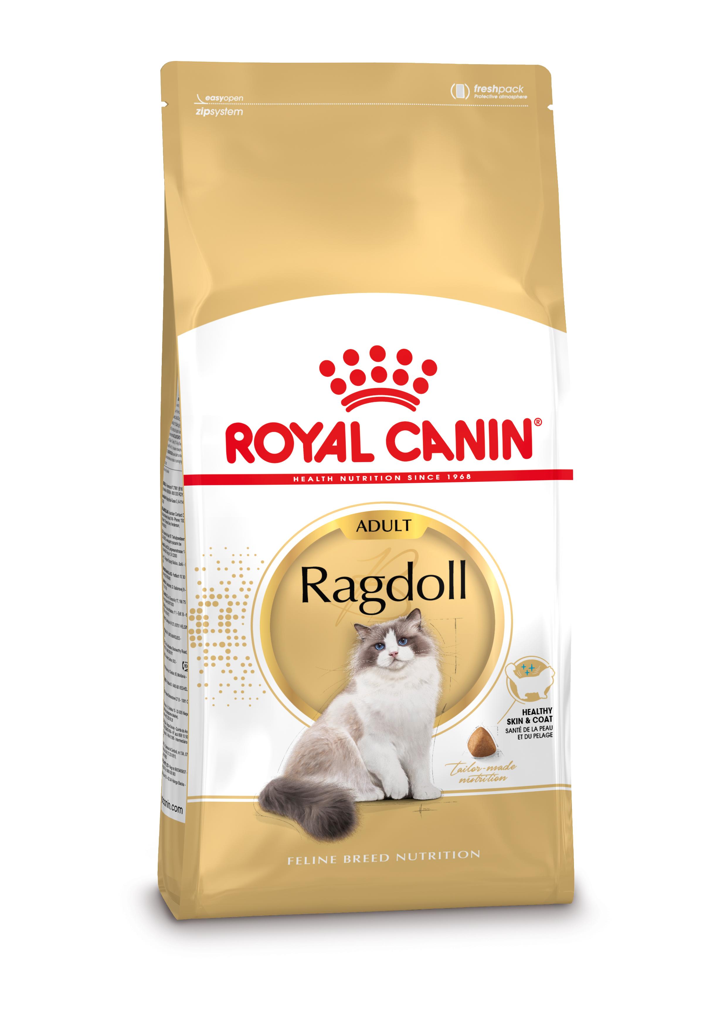 Royal Canin Adult Ragdoll kattenvoer 2 x 10 kg