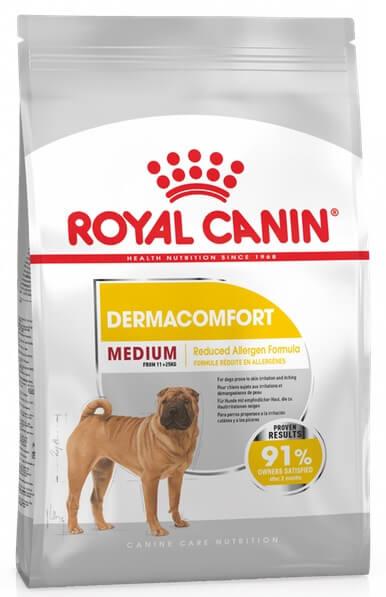 Royal Canin Medium Dermacomfort hondenvoer 3 kg