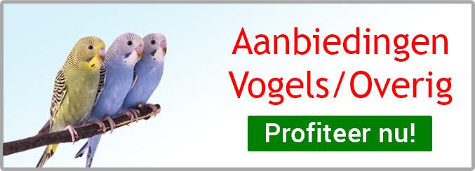 Aanbiedingen Vogels / Overig